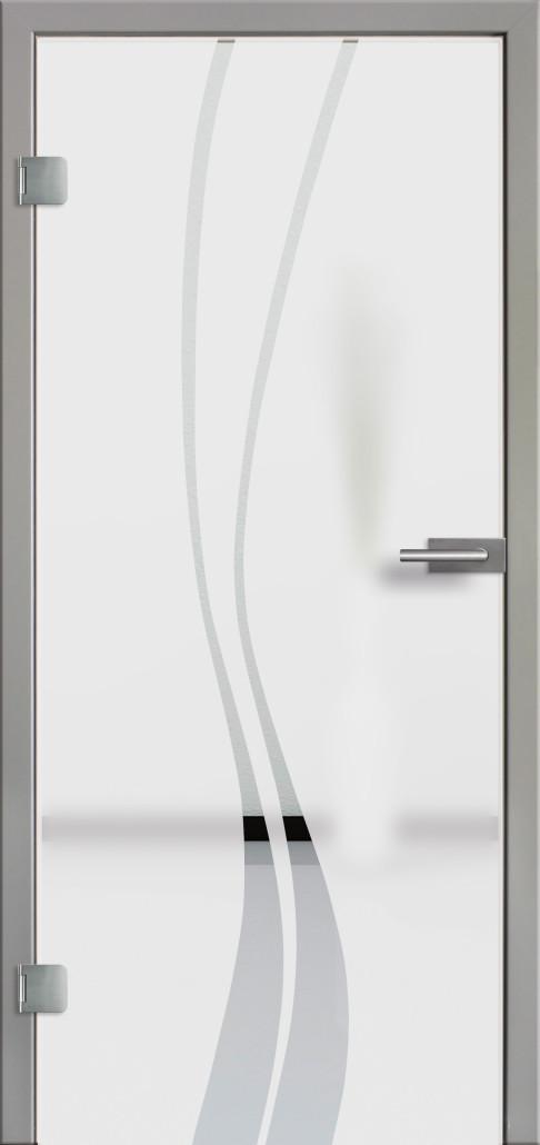 Innentüren modern grau  Innentüren aus Glas | Fenster und Türen Welt