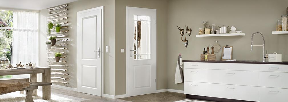Moderne helle innentüren  Innentüren | Fenster und Türen Welt